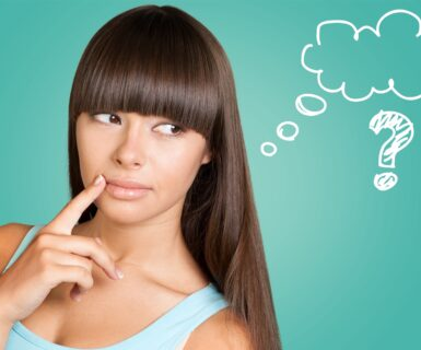 Are you embarrassed by your health problems?