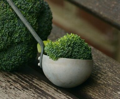 Green Foods, they really are super foods.