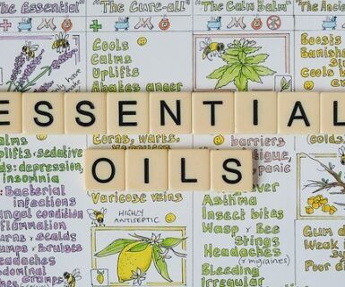 The wondrous benefits of essential oils