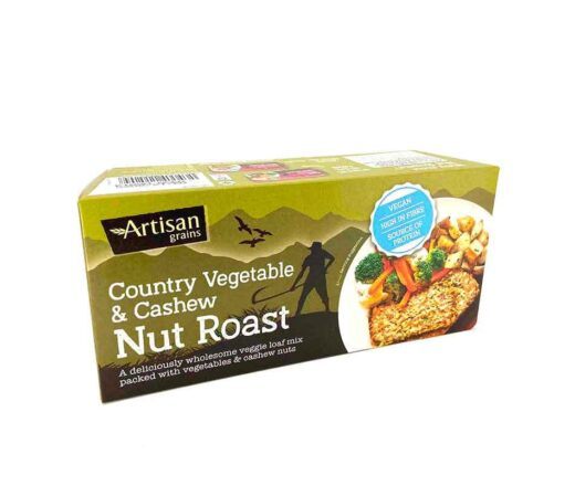 Artisan Grains Nut Roast Vegetable Cashew