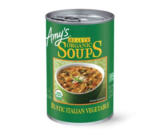 Amy's Italian Vegetable Soup